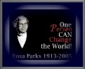 Honoring The Mother Of Nations- Ms Rosa Parks